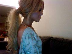 ponytails!