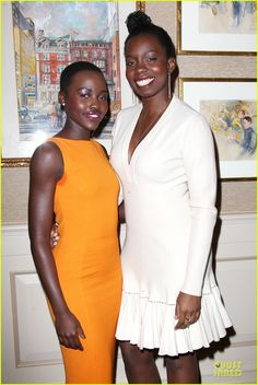 Adepero Oduye & Lupita Nyong'o
