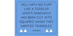 "Sandwiches are a fun way to introduce geometry to kids. A toddler's first ""math manipulative."""