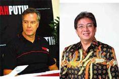 Pertarungan Konsultan Politik Asing VS Dalam Negeri Rob Allyn (Prabowo) vs Denny JA (Jokowi)