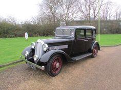 1936 Rover 10 P1