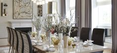 Helen Green Design - Dining Rooms ©
