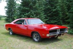 '69 R/T Charger