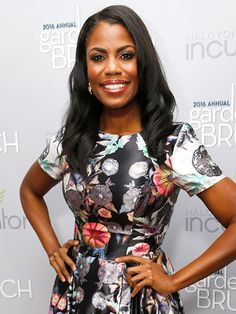 Donald Trump Appoints Ex-Apprentice Star Omarosa Manigault as Director of African-American Outreach for His Campaign Skinny Girl Body, Skinny Girls, White House Staff, I Love Black Women, Halle Berry, Home Office Design, Celebs, Celebrities, Amazing Gardens
