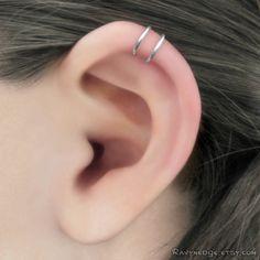 ear piercings helix - Google Search