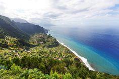 Näin mainiot maisemat tavoitat patikoimalla. Postikorttimaisemaa kerrakseen! #Madeira #maisema #Aurinkomatkat