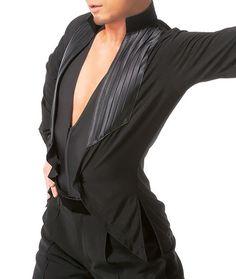 Taka Mens Latin Dance Shirt MS225AJ
