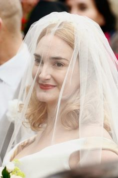 Princess Maria Theresia von Thurn und Taxis arrives for her Wedding Ceremony, 13.09.2014 in Tutzing, Germany
