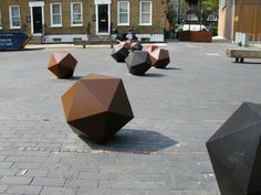 planted bollards - Google Search