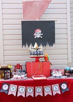Tema : piratas