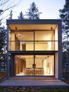 Minimum House / Scheidt Kasprusch Architekten