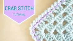 CROCHET: Crab stitch tutorial   Bella Coco