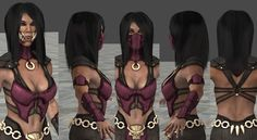 Image result for vampiress mileena