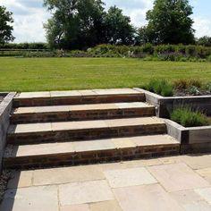 Contemporary Country Garden Design