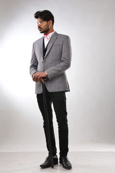 Style is the perfection of a point of view and blazer makes it perfect...