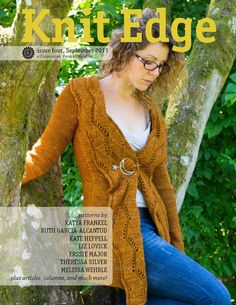 Knit Edge magazine - issue 4 - PDF