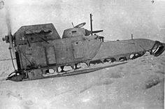 Soviet 02SS Aerosani