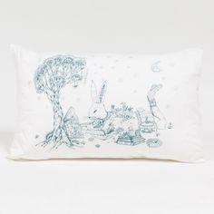 Image of Rabbit Pillowcase