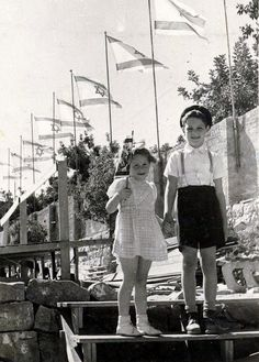 Israel's Independence Day 1950