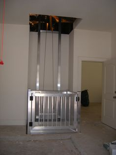 1000 images about cargo lifts legacy lifts elevated homes for Garage attic lift elevator