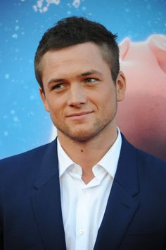 Can We Talk About How Cute Taron Egerton Is?