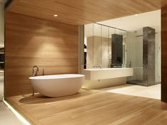 Image result for open plan bathroom and closet