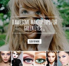 8. Pinks and Plums - 8 Awesome Makeup Tips for Green Eyes ... → Makeup