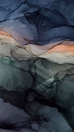 Alcohol ink painting by Puddle and Ink created with Copic peach, agate, … Phone Wallpaper Images, Live Wallpaper Iphone, Iphone Background Wallpaper, Apple Wallpaper, Galaxy Wallpaper, Of Wallpaper, Moving Wallpapers, Pretty Wallpapers, Live Wallpapers