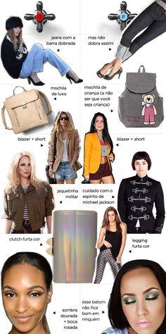 tá quente / tá frio: militar, furta cor, make dourado... - Juliana e a Moda | Dicas de moda e beleza por Juliana Ali