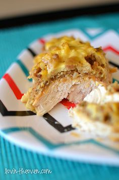 Crockpot Chicken and Stuffing - Lovin' From The Oven
