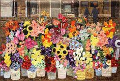 ButtonMad: Stellenbosch Quilt Show - the winning quilt