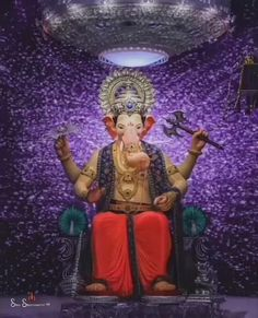 Image may contain: one or more people Shri Ganesh Images, Sri Ganesh, Ganesh Lord, Durga Images, Ganesha Pictures, Kali Hindu, Ganpati Bappa Photo, Ganpati Picture, Ganpati Photo Hd
