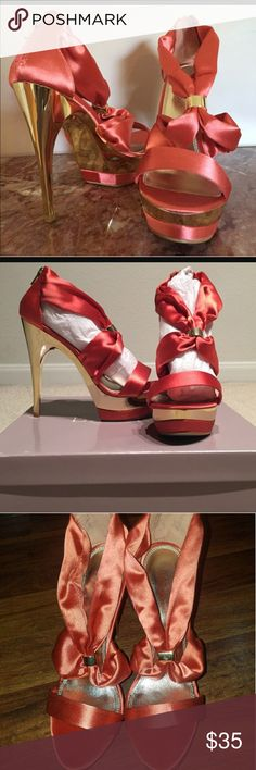 Beautiful dress heel #NBW Sandal heels Bakers Shoes Heels