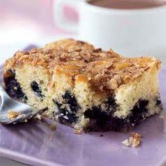 Blueberry-Lemon Coffee Cake | MyRecipes.com