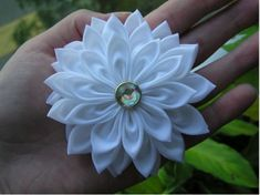 Double Layer Pointed Petal (Satin Ribbon) ~ ?