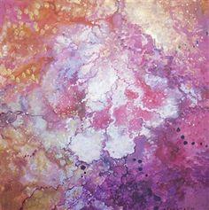 Emma Lindström - Sinyigula I Mixed Media on Canvas, Paintings