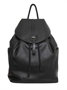 PERFORATED SKULL SOFT LEATHER BACKPACK  1945.00 Backpack Reviews, My Bags,  Luxury Shop, Coach 6cd00c6f56