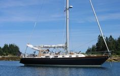 38 sailboat | Used 38' BRISTOL YACHTS Cruising Sailboat 1983 for sale - Portsmouth ... And I want it!