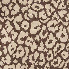 Bittersweet Brown Skin  Upholstery Fabric