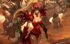 World of Warcraft Art: Photo Varian Wrynn, Geeks, Character Art, Character Design, Moba Legends, War Craft, Female Elf, Blood Elf, Warcraft Art