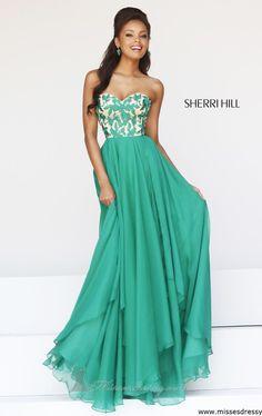 Sherri Hill 1924 Dress - MissesDressy.com