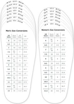 shoes measurement chart for printable adult (men and woman) .- shoes measurement chart for printable adult (men and woman) shoes sizing chart f… Crochet Chart, Crochet Stitches, Crochet Baby, Knit Crochet, Crochet Gifts, Sewing Stitches, Knitting Socks, Loom Knitting, Knitting Ideas