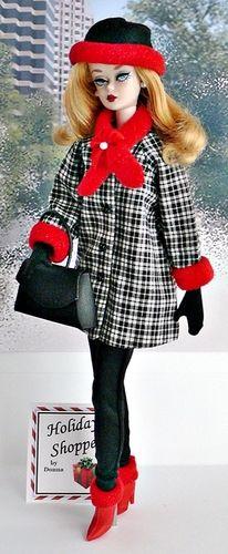 SALES ROOM Fashion Royalty Dolls, Fashion Dolls, Girl Fashion, Barbie Doll Accessories, Diy Accessories, Vintage Barbie Clothes, Fairy Clothes, Doll Clothes Patterns, Doll Patterns