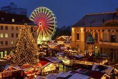 Будапешт Рождественский