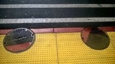 If video games have taught me anything rotating these manhole covers in the correct positions will unlock a door.