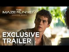 Check out the new trailer for Maze Runner by James Dashner.  Movie set to come out September 19.