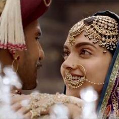 Beautiful Royal (NIZAMI)Jewellery #bajiraomastani