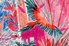 Mouni Feddag Illustration