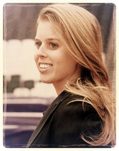 Beatrice-daughter of Prince Andrew and Sarah