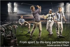 From sport to life-long partnerships